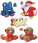 Beta pokemon by Coonstito