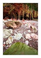 geology cake by sassaputzin
