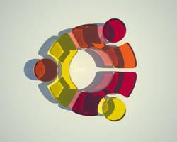 Ubuntu Logo 01 by TheBigDaveC