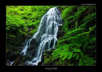 Fairy Falls by tomaskaspar