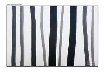 Forest zebra by tomaskaspar