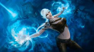 Dragon Age: Ancient Elf by Lanty-ka