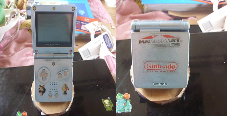 My Game Boy Advance SP Trophy by KnuckleJoeFan492 on DeviantArt
