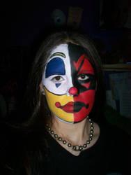 HappyAngry clown by RoTTenKoRn