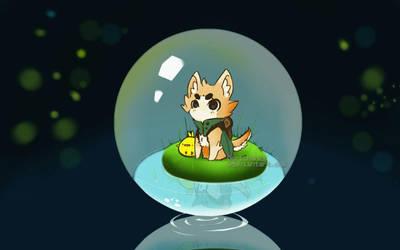 Adventure Bubble by Derioh