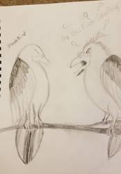 Birbs 1 by BirdofHearts