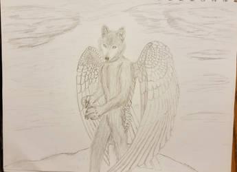 Wolgo Sketch 1 by BirdofHearts