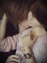 ~Our little secret~ by BynByn93