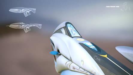 Marlin-D2 Assault Rifle fps by JackThe-Blade