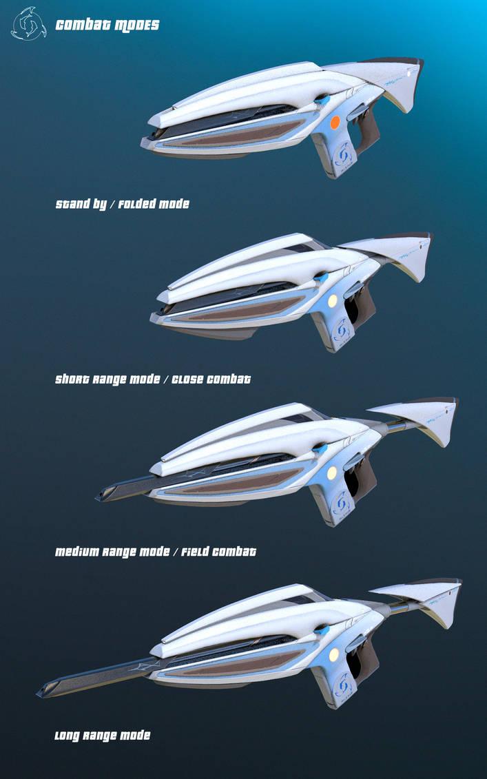 Marlin-D2 Assault Rifle sh by JackThe-Blade