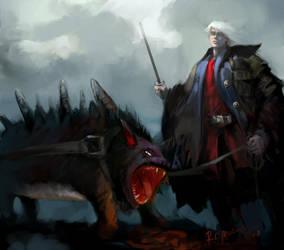 The Hunter by rcprakash