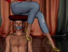 Foot Rest 4 by kirgen71