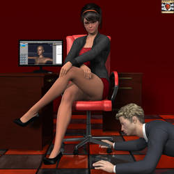 Job Interview by kirgen71