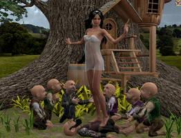 Snow White by kirgen71
