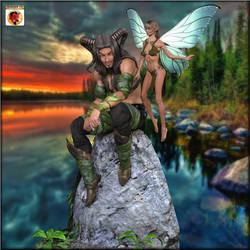 Forgotten devil by kirgen71