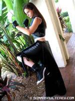 Ann Marie as Tifa Lockhart -3- by PurpleElite