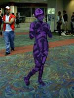 Ann Marie as Cortana -2- by PurpleElite