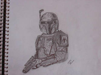 Boba Fett by PurpleElite