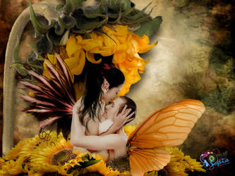 fairy in love by NUBES112