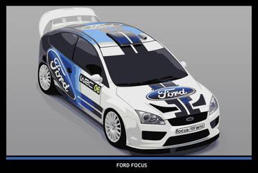 Rally Car by zeetans