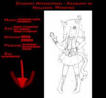 AHM: Application by Velvet-Dark-Angel