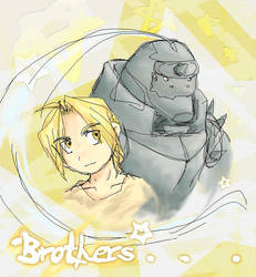 Brothers - final by FM07