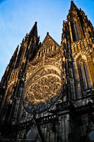 St. Vitus Cathedral 2 by fewforms