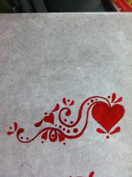 Henna tattoo design by lolistarkiller