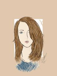 Self-portrait by lolistarkiller