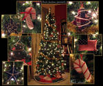 Plush Christmas Ornaments by Majoh