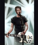 David Cook Painting by Majoh