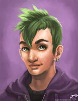 Spike by Majoh
