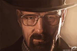 Heisenberg by Majoh