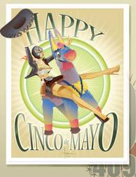 HAPPY CINCO!! by olo409