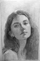 Portrait Study 6 by Exidelo