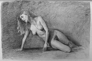 Figure Study 4 by Exidelo