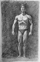 Figure Study 5 by Exidelo
