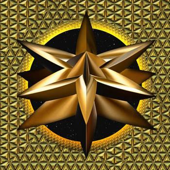 Golden Star by Marioca310