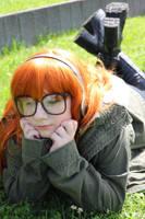 Futaba Sakura cosplay 02 by LunaGrayson