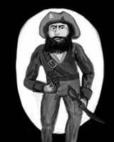 Blackbeard WIP by DungeonWarden