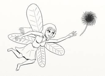 Fairy grab by DungeonWarden