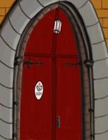 Church Door by DungeonWarden