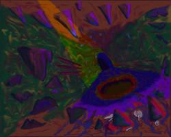 Creature's room by DungeonWarden