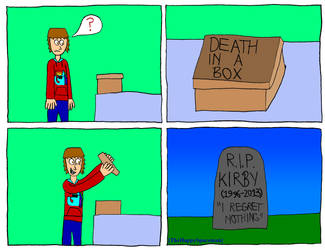 Dan Comics No.29 - Box by The-Happy-Spaceman