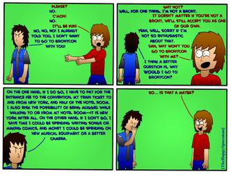 Dan Comics No.68 - BronyCon by The-Happy-Spaceman