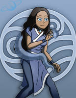 Katara by The-Happy-Spaceman