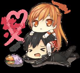 Happy valentine's day ! by Saphirya