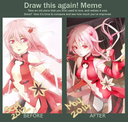 M : Before After by Saphirya