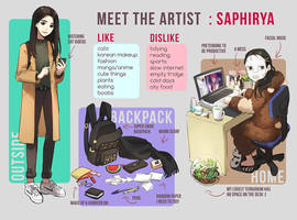 #MeetTheArtist : Saphirya by Saphirya