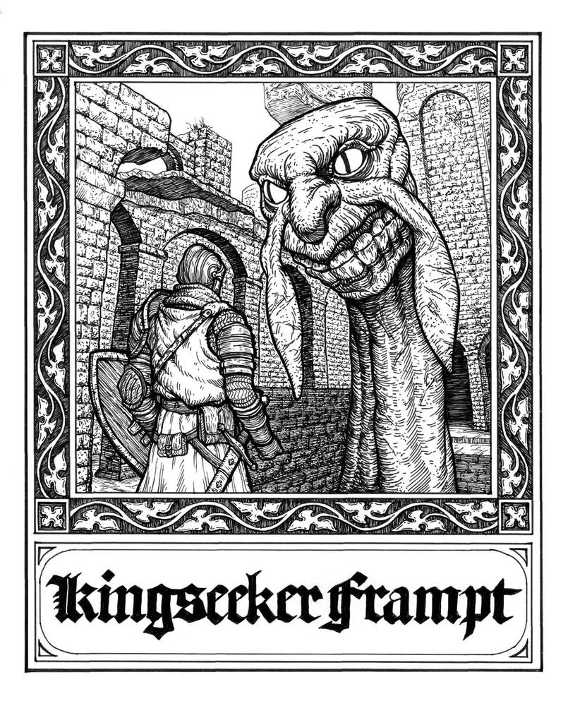 Kingseeker Frampt by SamC-Art